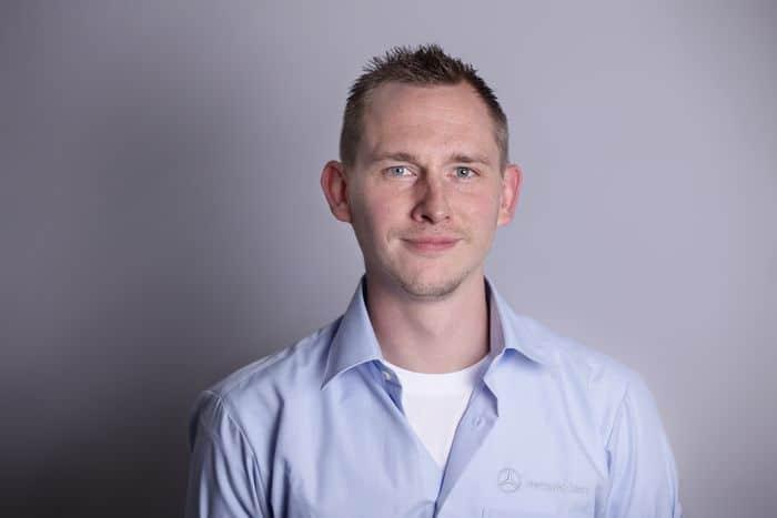 Qualifizierter Serviceberater Thorben Beutin