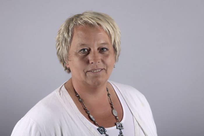 Birgit Wiessjahn aus der Buchhaltung