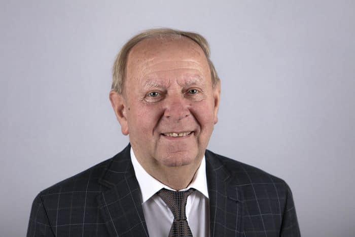KFZ-Meister und Kundenbetreuer Werner Südel