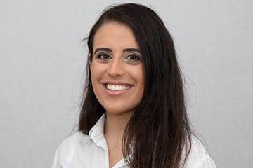 Kimija Rahbari aus dem Betriebsbüro